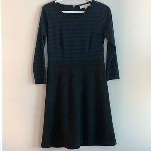 Ann Taylor Loft Long-Sleeved Dress